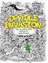 Doodle Invasion: Libro Da Colorare Zifflin