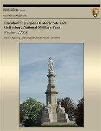 Eisenhower National Historic Site and Gettysburg National Military Park Weather of 2008