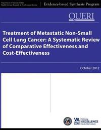 Treatment of Metastatic Non-Small Cell Lung Cancer: A Systematic Review of Comparative Effectiveness and Cost-Effectiveness