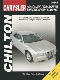 Chilton Charger & Magnum, 2005-2010 Repair Manual