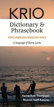Krio-English/English Krio Dictionary & Phrasebook