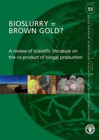 Bioslurry = Brown Gold?