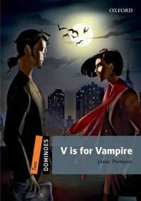 Dominoes: Two: V is for Vampire