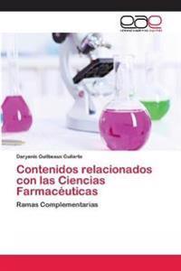 Contenidos Relacionados Con Las Ciencias Farmaceuticas
