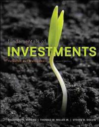 Fundamentals of Investments: Valuation and Management