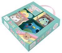 Little Friends Box Set [With Owl Plush]