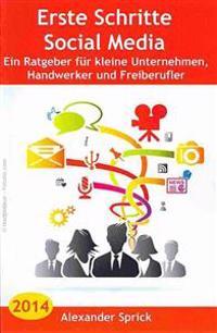Erste Schritte Social Media: Ein Ratgeber Fur Kleine Unternehmen, Handwerker Und Freiberufler