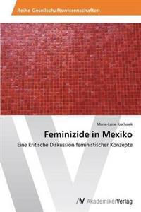 Feminizide in Mexiko