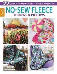 No-Sew Fleece Throws & Pillows