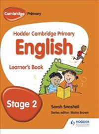 Hodder Cambridge Primary English Learner's Book, Stage 2