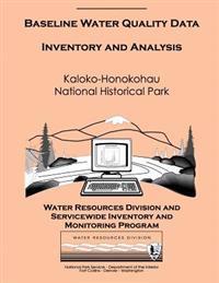 Baseline Water Quality Data: Kaloko-Honokohau National Historical Park