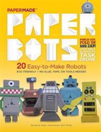 PaperMade Paper Bots