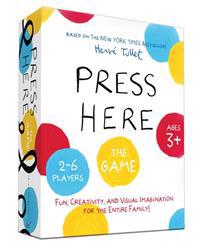 Press Here the Game