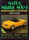 Mazda Miata Mx5 Performance Portfolio, 1989-1996
