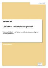 Optimales Variantenmanagement