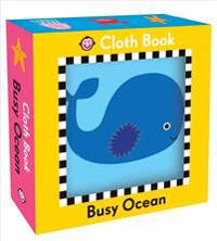 Busy Ocean Cloth Book