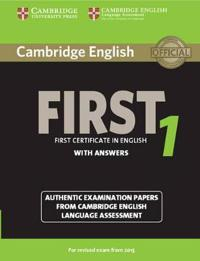 Cambridge English First 1 With Answers