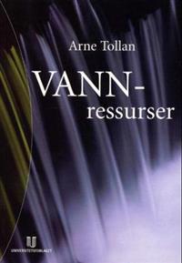 Vannressurser - Arne Tollan pdf epub