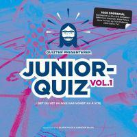 Juniorquiz; vol. 1 - Elena Falck, Christer Falck   Ridgeroadrun.org