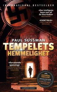 Tempelets hemmelighet - Paul Sussman | Ridgeroadrun.org