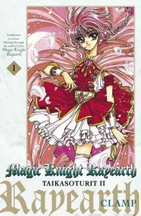 Magic Knight Rayearth  - Taikasoturit 2, osa 1