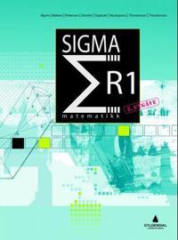 Sigma R1; matematikk
