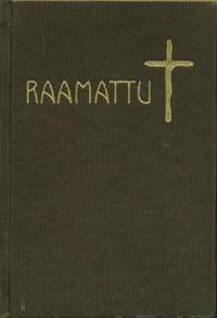 Raamattu (Apokryfiraamattu, 125x185 mm)