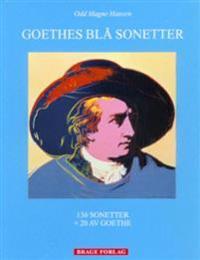 Goethes blå sonetter - Odd Magne Hansen | Inprintwriters.org