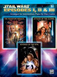 Star Wars Episodes I, II & III