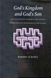 God's Kingdom and God's Son