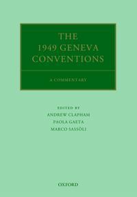 The 1949 Geneva Conventions