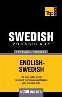 Swedish Vocabulary for English Speakers - 5000 Words