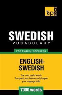 Swedish Vocabulary for English Speakers - 7000 Words
