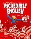 Incredible english: 2: activity book