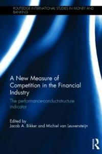 A New Measure of Competition in the Financial Industry