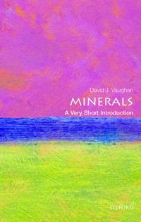 Minerals: A Very Short Introduction