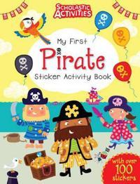 My First Pirate Sticker Activity Book