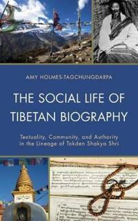 The Social Life of Tibetan Biography