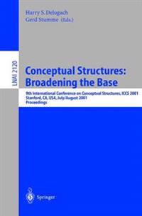 Conceptual Structures - Broadening the Base