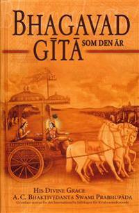 Bhagavad Gita som den är - Bhaktivedanta Swami Prabhupada - böcker (9789171494894)     Bokhandel