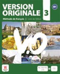 Version originale, méthode de français pour grands adolescents et adultes, B1