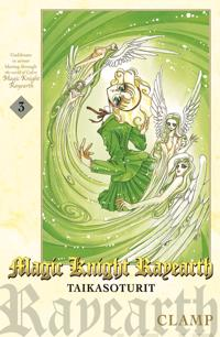 Magic Knight Rayearth - Taikasoturit, osa 3