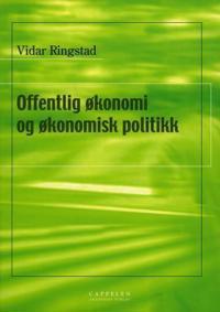 Offentlig økonomi og økonomisk politikk - Vidar Ringstad pdf epub