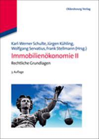 Immobilienkonomie II: Rechtliche Grundlagen