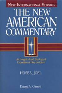 Niv the New American Commentary Hosea, Joel