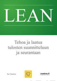 Lean - Tehoa ja laatua tulosten suunnitteluun ja seurantaan