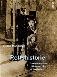 Rettshistorier - Bjarne Markussen | Ridgeroadrun.org
