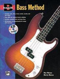 Basix Bass Method: Book & CD