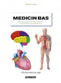 Medicin Bas med språkstöttning, språkövningar och DVD