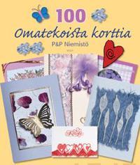 100 omatekoista korttia